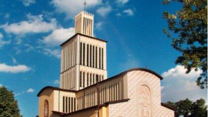 Ostrów Mazowiecka - U księdza Józefa, proboszcza parafii w Prostyni stwierdzono