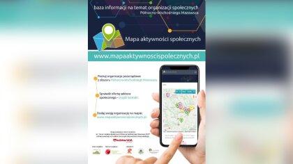 Ostrów Mazowiecka - Mapa to narzędzie internetowe opracowane w ramach projektu p