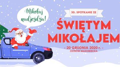 Ostrów Mazowiecka - Już 20 grudnia, jak co roku, choć w innych okolicznościach,