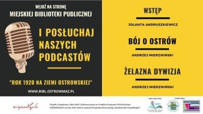 Ostrów Mazowiecka - Miejska Biblioteka Publiczna szczególny nacisk w swoich dzia