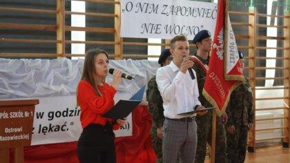 Ostrów Mazowiecka - W poniedziałek 28 września, nauczyciele oraz uczniowie ostro