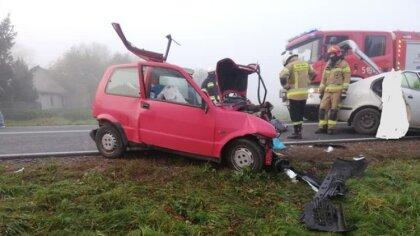 Ostrów Mazowiecka - Wracamy do tragicznego w skutkach wypadku, do którego doszło
