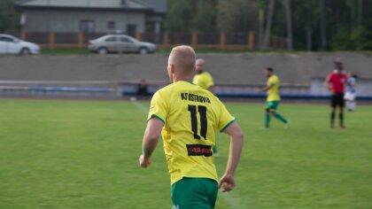 Ostrów Mazowiecka - Drugie zwycięstwo z rzędu odnosi KS Ostrovia w lidze okręgow