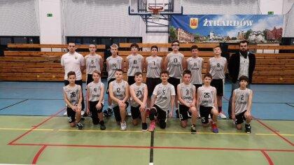 Ostrów Mazowiecka - Swój pierwszy mecz ligowy rozegrała koszykarska sekcja MKS-u