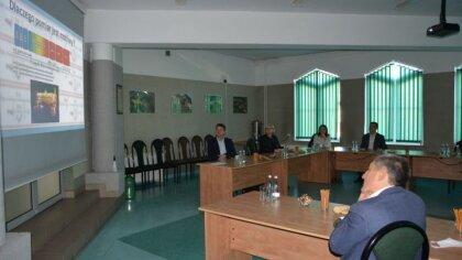 Ostrów Mazowiecka - W Urzędzie Gminy Ostrów Mazowiecka odbyło się spotkanie samo