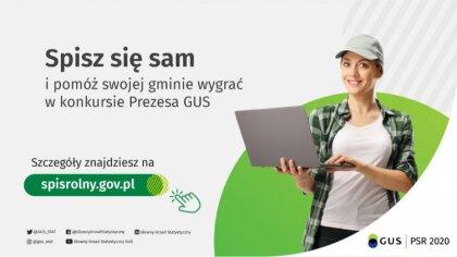 Ostrów Mazowiecka - Główny Urząd Statystyczny zaprasza rolników do wsparcia swoi