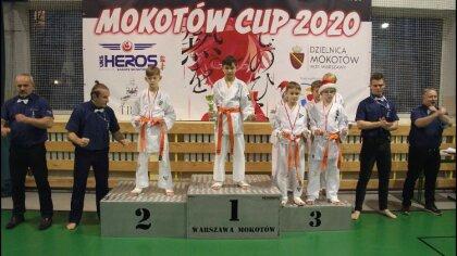 Ostrów Mazowiecka - Zawodnicy Ostrowskiego Klubu Karate Kyokushinkai wystartowal