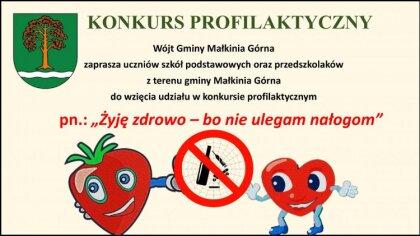 Ostrów Mazowiecka - Wójt Gminy Małkinia Górna zaprasza uczniów szkół podstawowyc