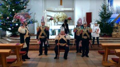 Ostrów Mazowiecka - Tegoroczne święto Trzech Króli znacznie odbiegało od tradycy