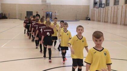 Ostrów Mazowiecka - Miejski Klub Sportowy Ostrowianka na swoim terenie podjął w