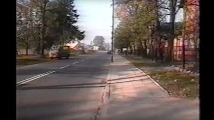 Ostrów Mazowiecka - Do sieci trafiło ciekawe nagranie. W 1995 roku Stanley Diamo