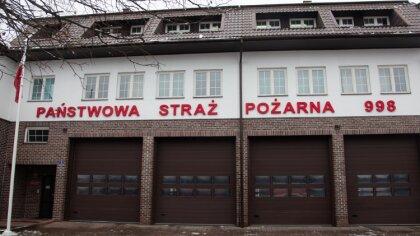 Ostrów Mazowiecka - Jednostki straży pożarnej tylko przez ostatni weekend wzywan
