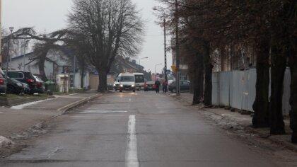 Ostrów Mazowiecka - Na ulicy 11 Listopada w Ostrowi Mazowieckiej nastąpiły zmian