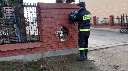 Ostrów Mazowiecka - Jednostka Ochotniczej Straży Pożarnej w Andrzejewie uczestni