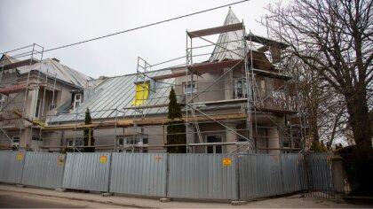 Ostrów Mazowiecka - Budynek Miejskiej Biblioteki Publicznej w Ostrowi Mazowiecki