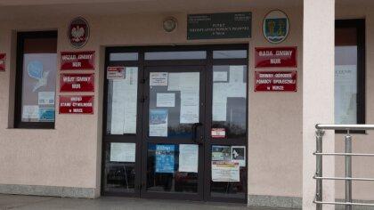 Ostrów Mazowiecka - W sali konferencyjnej rr 21 w budynku Urzędu Gminy Nur, odbę