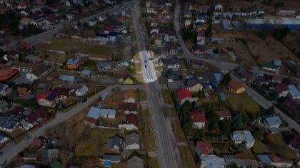 Ostrów Mazowiecka - Powiadają, że z góry widać lepiej. Z pewnością tak było w ty