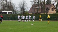Ostrów Mazowiecka - Piłkarze Ostrovii mają za sobą sprawdzian z Wilgą