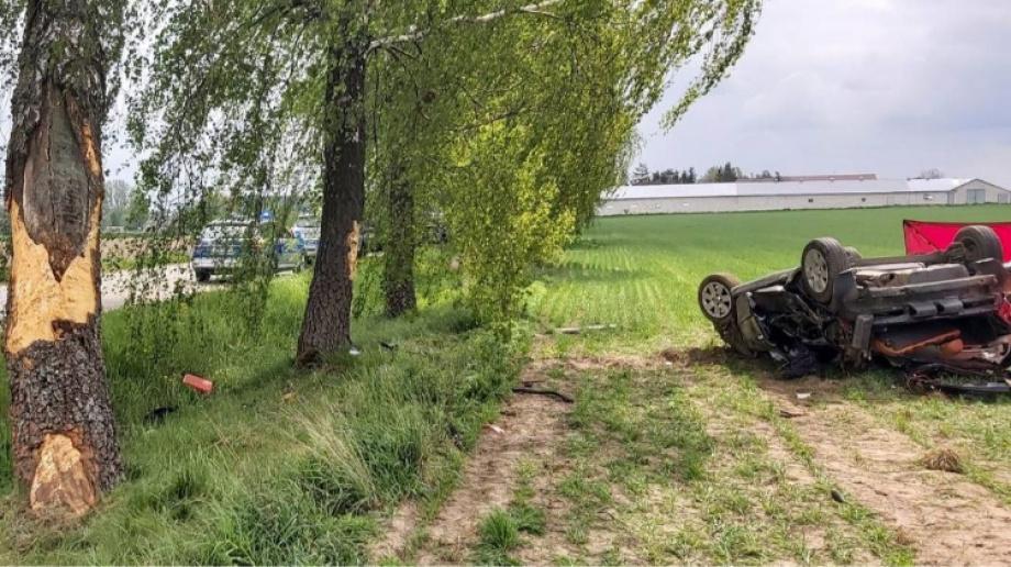 Ostrów Mazowiecka - Do tragicznego zdarzenia doszło w miejscowości Nienałty-Szym