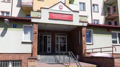 Ostrów Mazowiecka - Do Urzędu Skarbowego w Ostrowi Mazowieckiej drogą elektronic