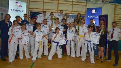 Ostrów Mazowiecka - XVI Ogólnopolski Turniej Karate zorganizowany został pod ho