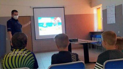 Ostrów Mazowiecka - W Miejskiej Świetlicy Socjoterapeutycznej upływają