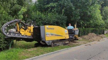 Ostrów Mazowiecka - Ruszyły prace związane z przebudową sieci wodociągowej w Nur