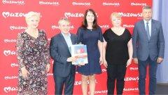 Ostrów Mazowiecka - Samorząd Mazowsza sfinansuje dwa przedsięwzięcia r