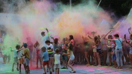 Ostrów Mazowiecka - Mieszkańcy Małkini Górnej w sobotę 24 lipca bawili się podcz