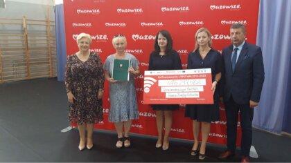 Ostrów Mazowiecka - Gmina Zaręby Kościelne w piątek 9 lipca podpisała aż osiem u