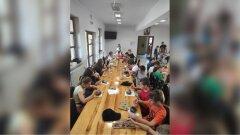 Ostrów Mazowiecka - Koła Gospodyń Wiejskich w Kępiste-Borowe dzięki do
