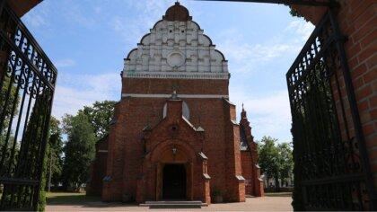 Ostrów Mazowiecka - Brok otrzymał lokację miejską już w 1501 roku. Przez wszystk