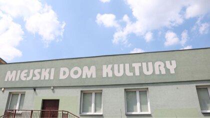 Ostrów Mazowiecka - Miejski Dom Kultury w Ostrowi Mazowieckiej otrzymał dofinans
