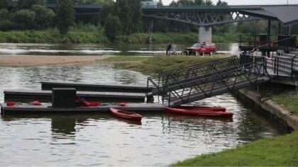 Ostrów Mazowiecka - W sobotę w Broku odbyło się oficjalne otwarcie portu nad rze