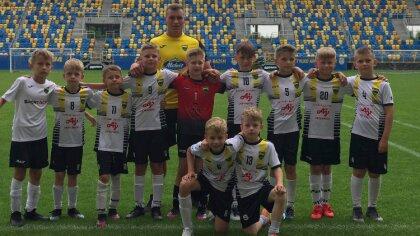 Ostrów Mazowiecka - Świetna przygoda naszych piłkarzy Zespół MKS Ostrowianki Os