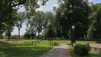 Ostrów Mazowiecka - Polska. Za sprawą pogodnego wyżu aura będzie znacznie spokoj