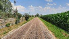 Ostrów Mazowiecka - Na terenie gminy Andrzejewo trwają prace przy prze