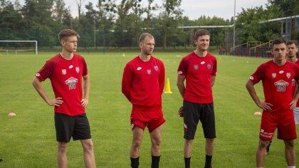 Ostrów Mazowiecka - Nowym zawodnikiem Narwi Ostrołęka został Mateusz Maciuszko.