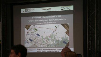 Ostrów Mazowiecka - Otwarte spotkanie z burmistrzem odbyło się w Starej Elektrow