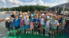 Ostrów Mazowiecka - Wczoraj odbył się już drugi wakacyjny wyjazd wraz