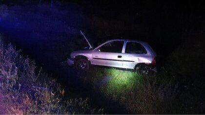 Ostrów Mazowiecka - Strażacy po dotarciu na miejsce zdarzenia zastali dwa auta z