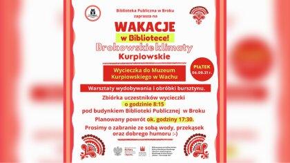 Ostrów Mazowiecka - Już w piątek odbędzie się wycieczka zorganizowana przez Bibl