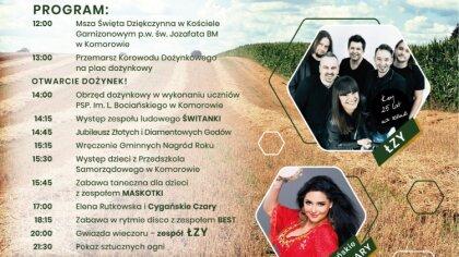 Ostrów Mazowiecka - Gwiazda muzyki pop, zespół Łzy, będzie gwiazdą wieczoru podc
