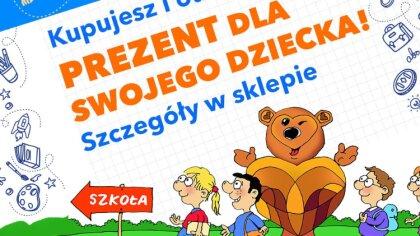 Ostrów Mazowiecka - Największe w regionie centrum handlowe zachęca do udziału w