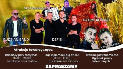 Ostrów Mazowiecka - Gwiazdy muzyki disco polo, zespoły Defis, Pudian Band i Mamz