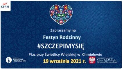 Ostrów Mazowiecka - W niedzielę 19 września przy Świetlicy Wiejskiej w Chmielewi