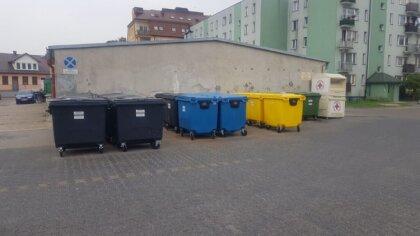 Ostrów Mazowiecka - Zakład Gospodarki Komunalnej poinformował o nowych kontenera