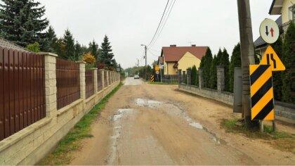 Ostrów Mazowiecka - Jak poinformował Urząd Miasta Ostrowi Mazowieckiej budowa ul