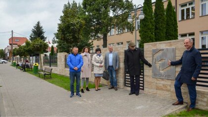 Ostrów Mazowiecka - W czwartek 23 września odbyło się oficjalne odebranie inwest