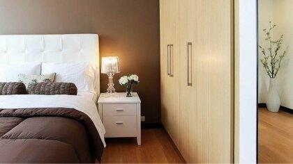 Ostrów Mazowiecka - Dla wielu osób mała powierzchnia sypialni jest problemem. Ja